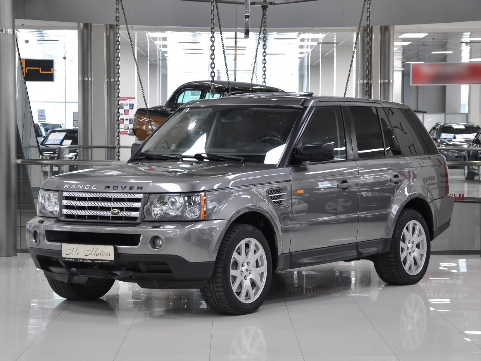 Land Rover Range Rover Sport с пробегом в Москве. Автомобильная компания Mr.Motors