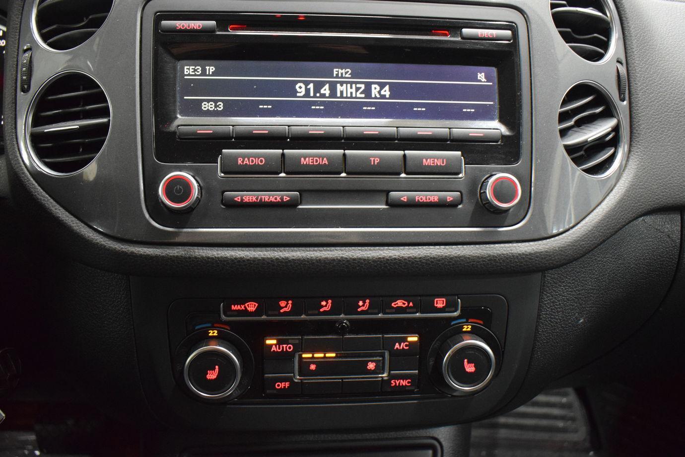 Volkswagen Tiguan, I Рестайлинг 2012г.
