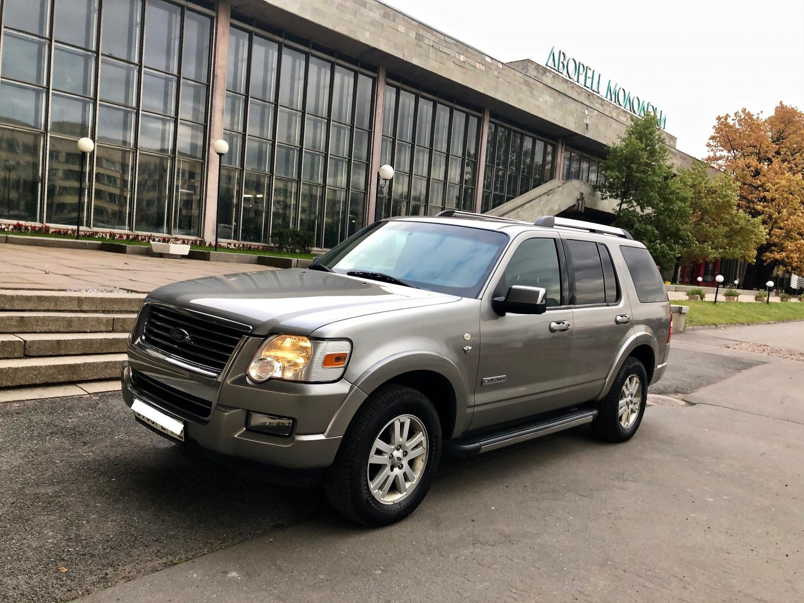Ford Explorer 2008г.