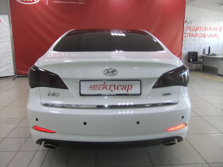 Hyundai i40, I 2015г.