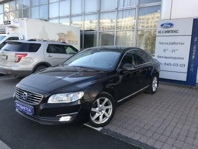 Volvo S80 2.0 AT (245 л.с.) 2015г.
