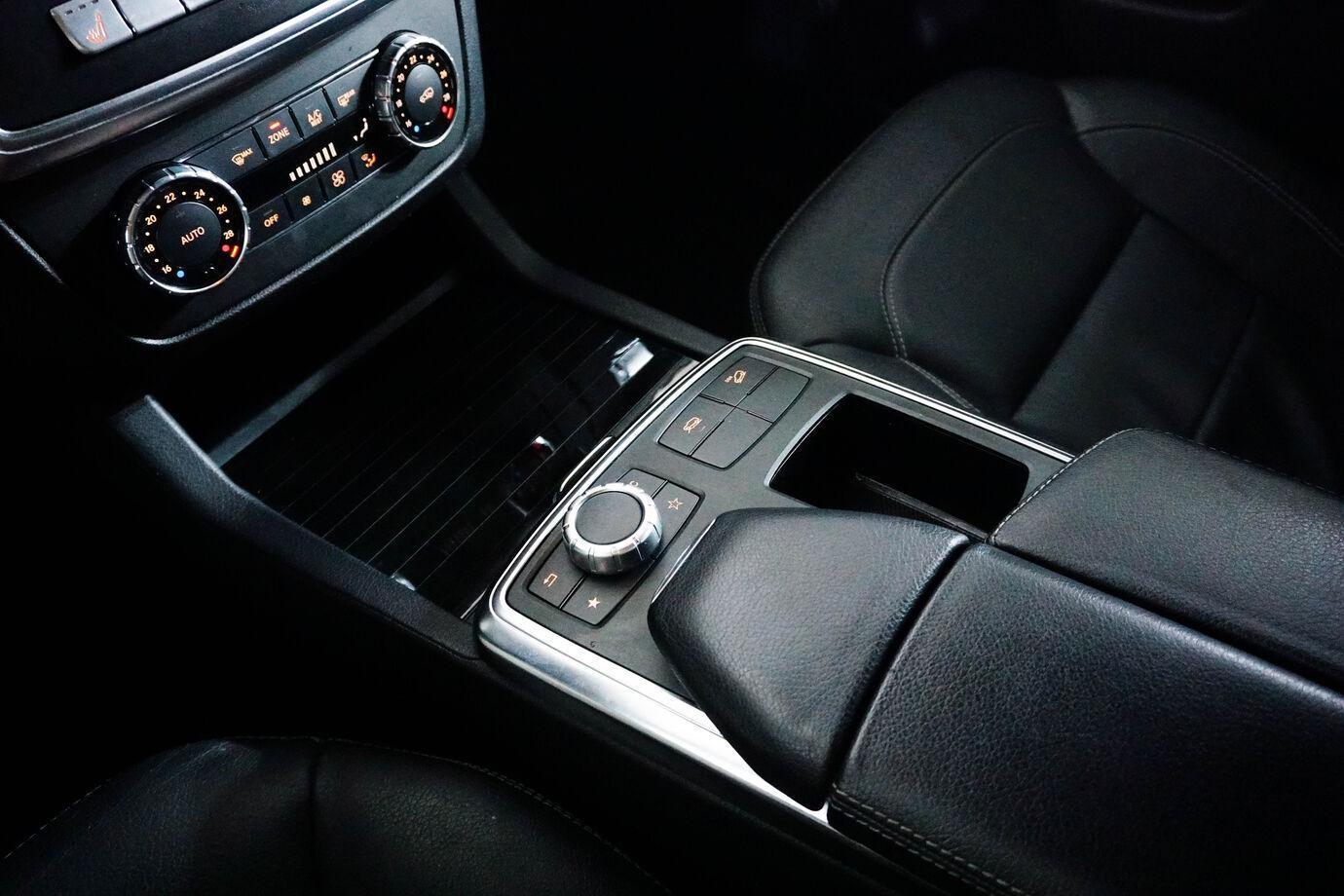 Mercedes-Benz M-Класс, III (W166) 2014г.