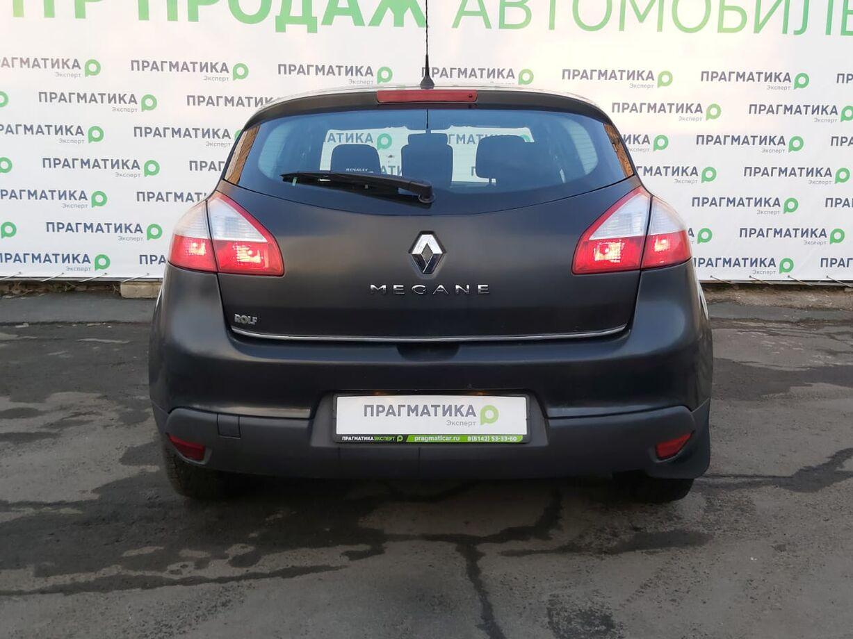 Renault Megane, III Рестайлинг 2014г.