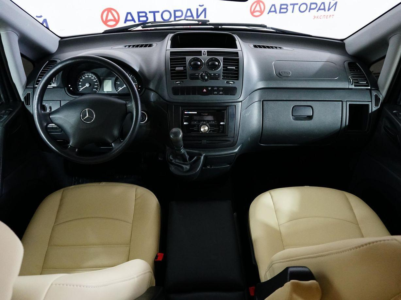 Mercedes-Benz Vito, II (W639) Рестайлинг 2013г.