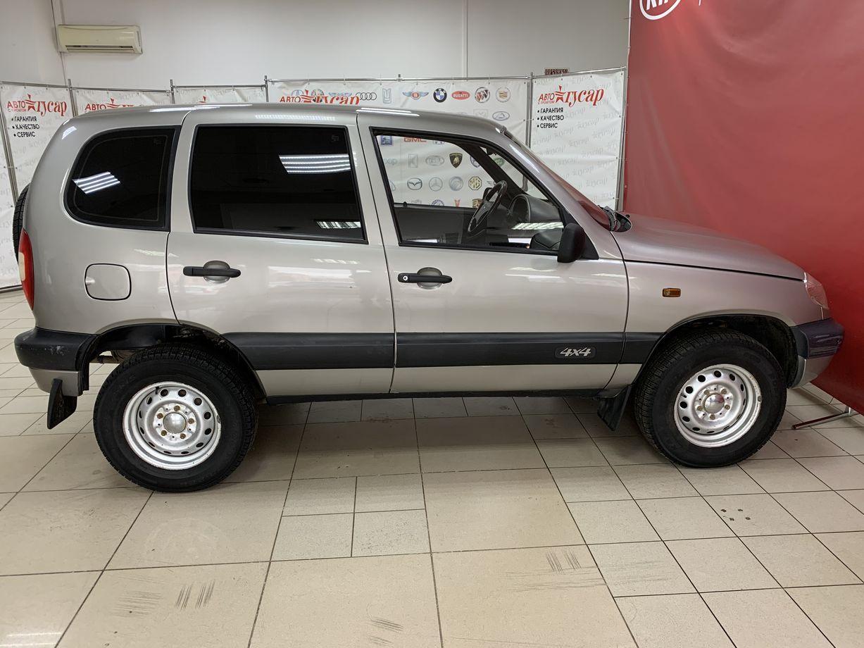 Chevrolet Niva, I 2008г.