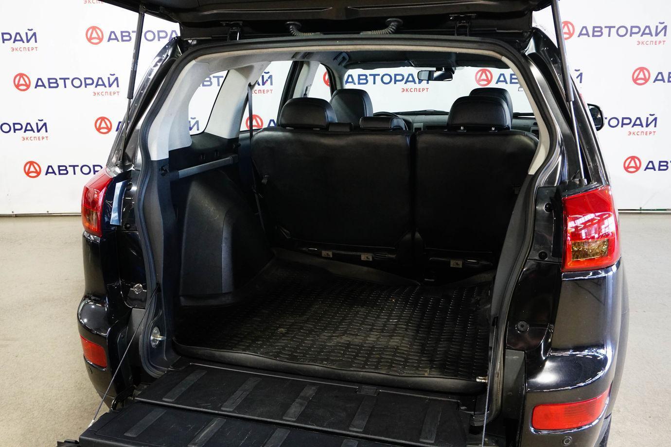 Peugeot 4007, 4007 2010г.