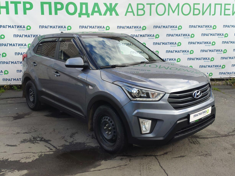 Hyundai Creta, I 2020г.