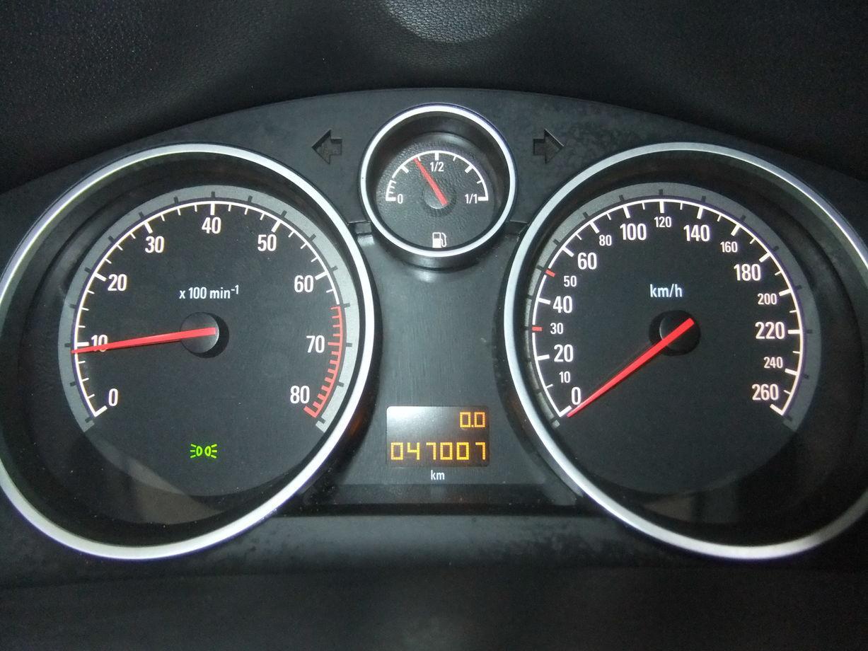 Opel Astra, H Рестайлинг 2011г.