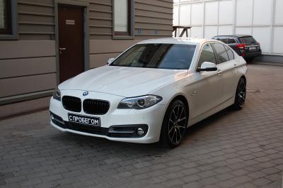 BMW5 серия528i xDrive 2.0 AT (245 л.с.) 4WD