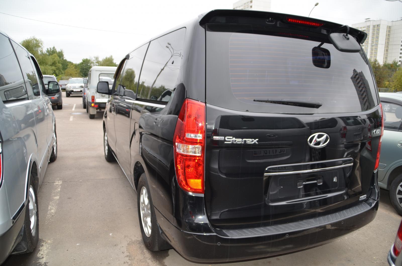 Hyundai Grand Starex 2011г.