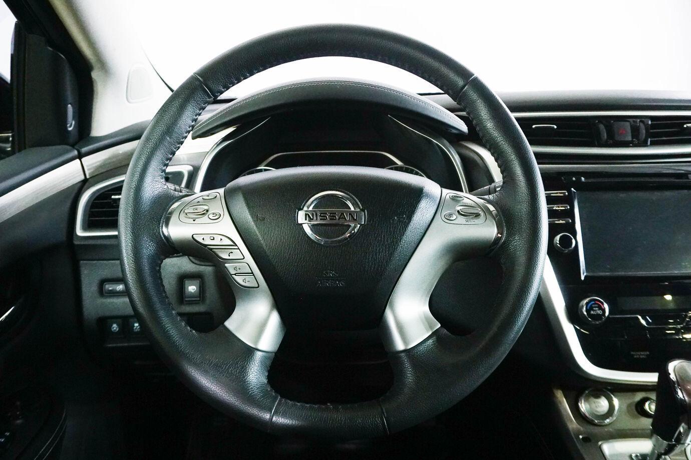 Nissan Murano, III (Z52) 2018г.