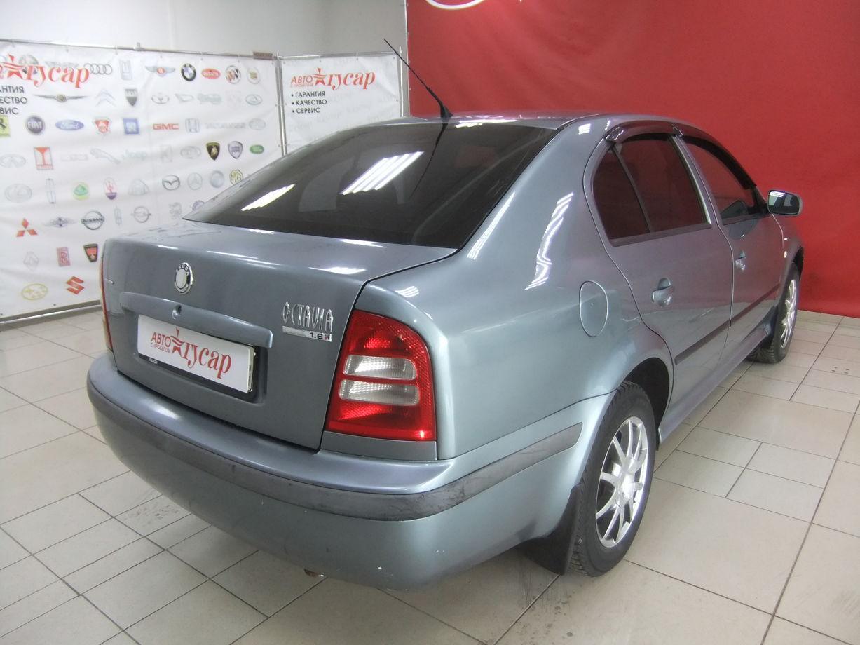 Skoda Octavia, I (A4) Рестайлинг 2002г.