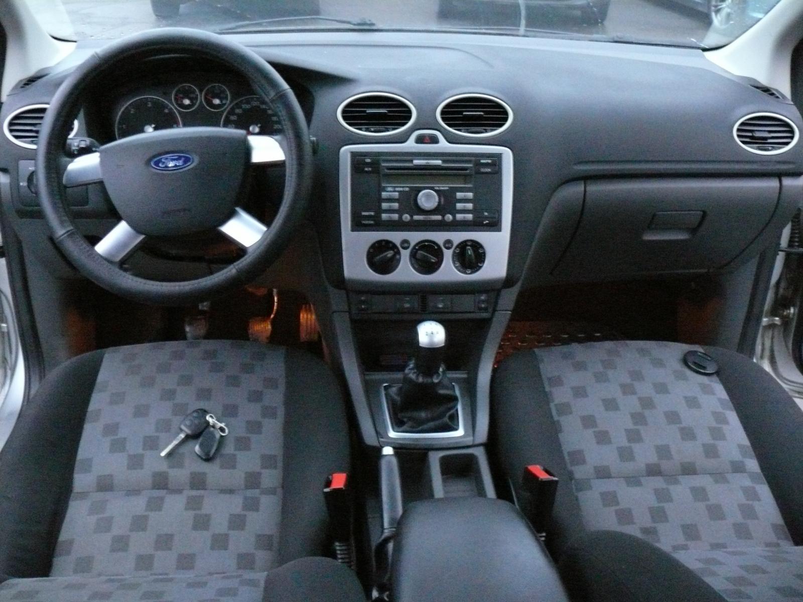Ford Focus 2006г.