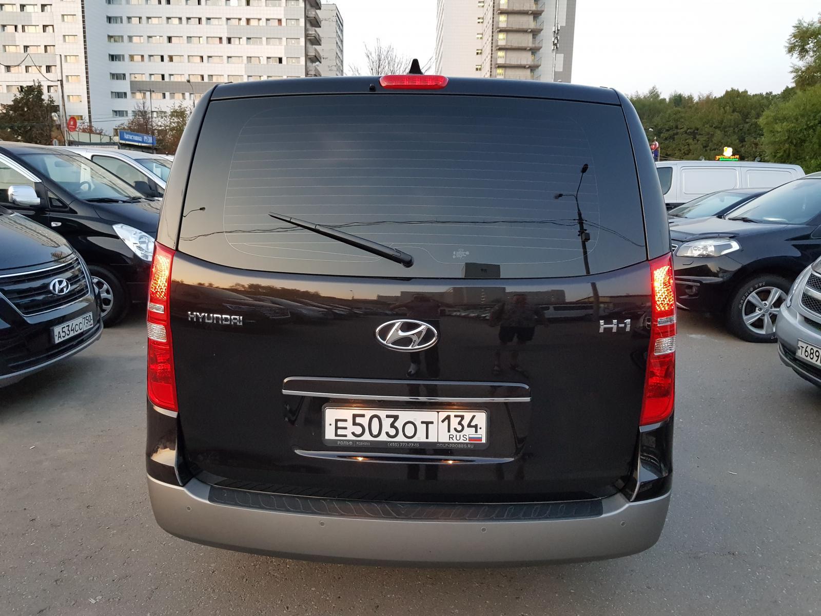 Hyundai H-1 2018г.