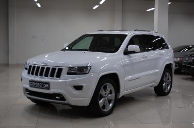 JeepGrand Cherokee3.0d AT (243 л.с.) 4WD