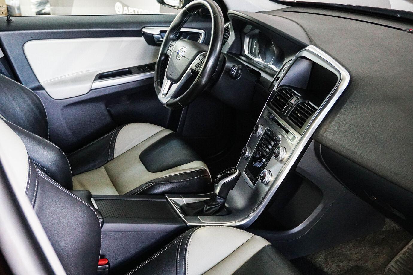 Volvo XC60, I Рестайлинг 2016г.