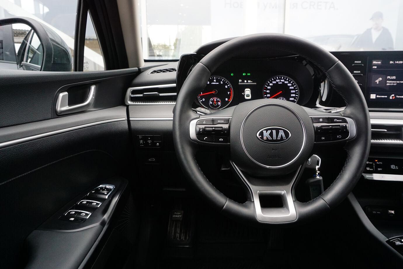 Kia K5, III 2021г.