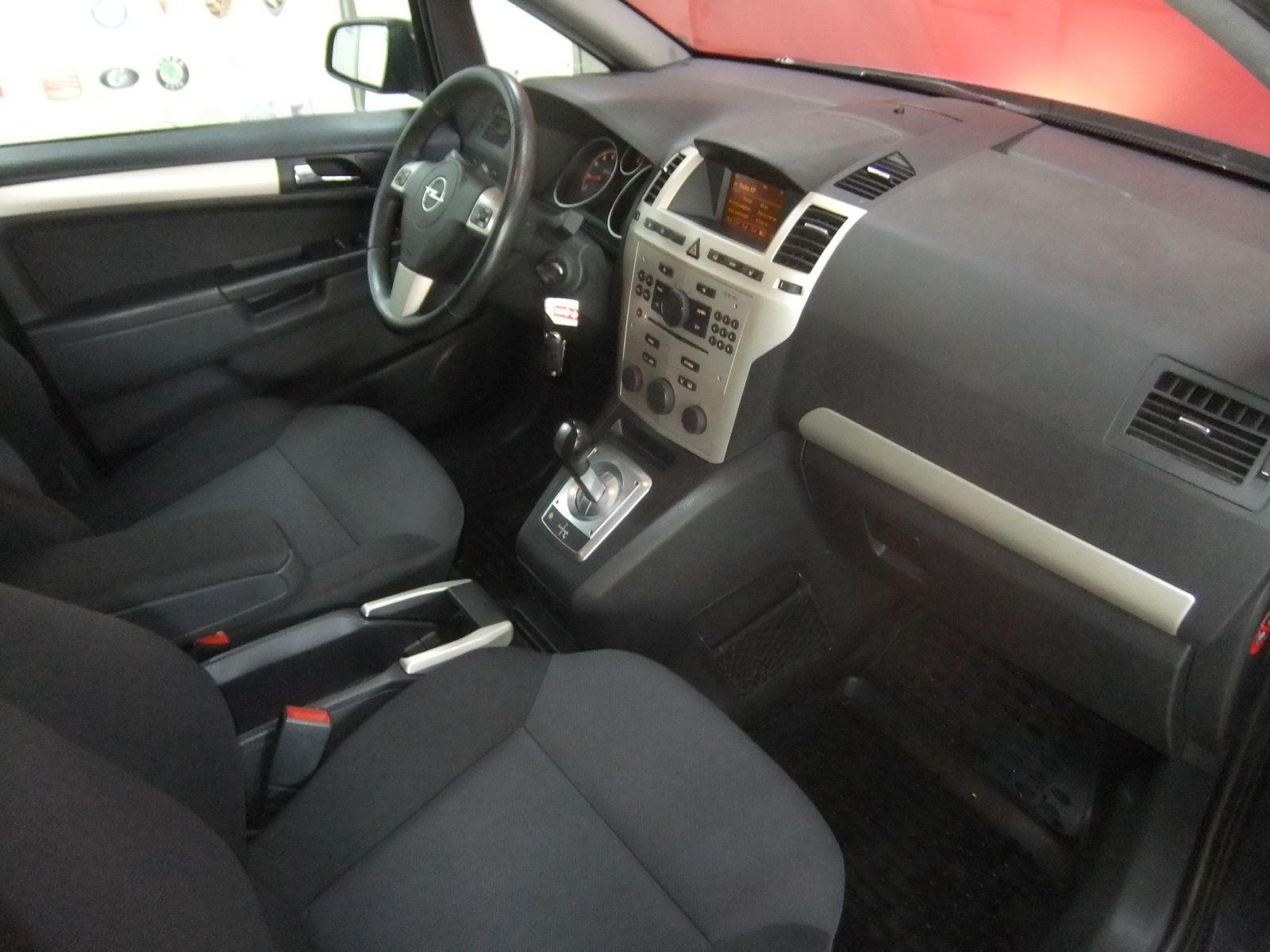 Opel Zafira, B 2008г.