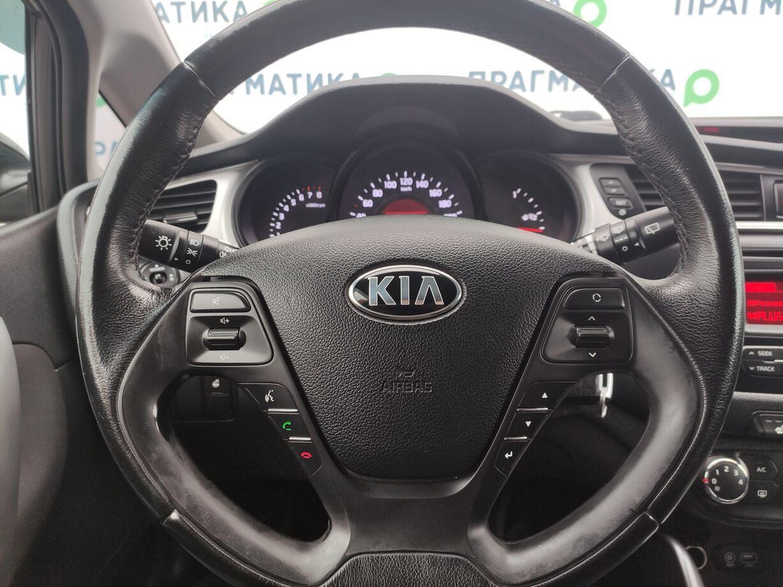 Kia Ceed, II Рестайлинг 2017г.