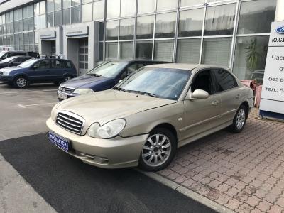 Hyundai Sonata ТагАЗ 2.0 MT (131 л.с.) 2006г.