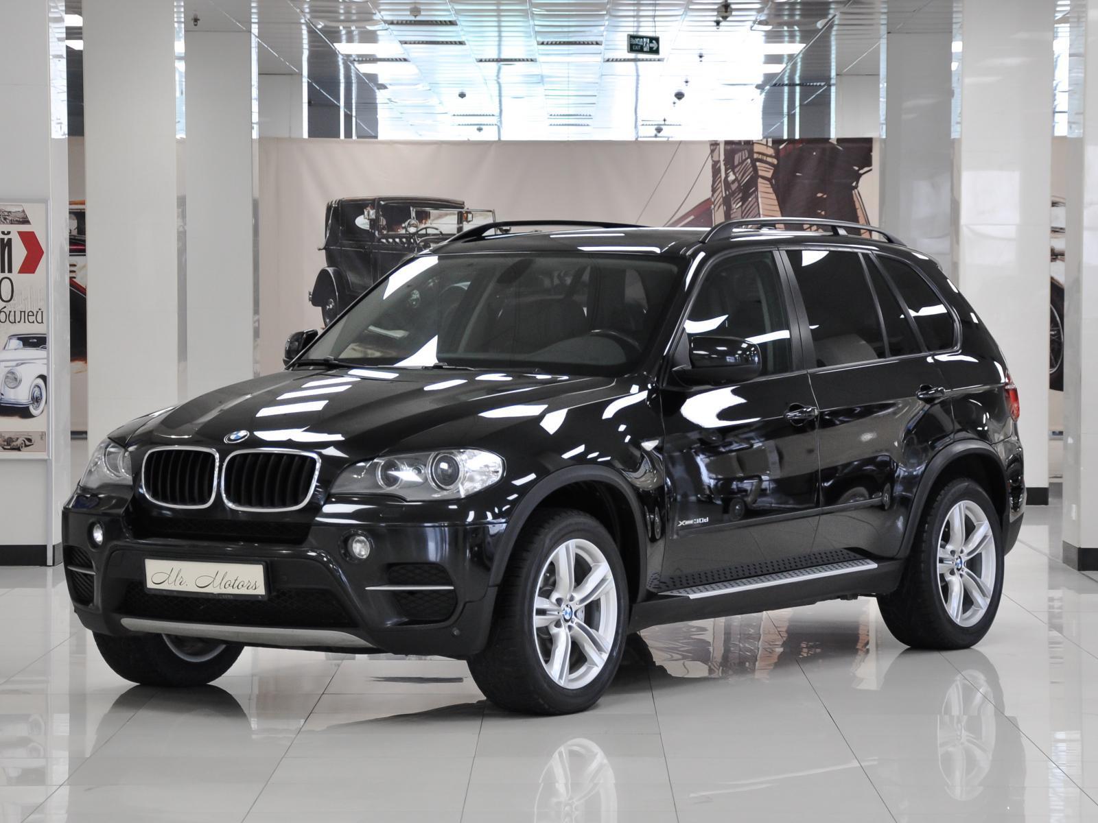 BMW X5 с пробегом в Москве. Автомобильная компания Mr.Motors