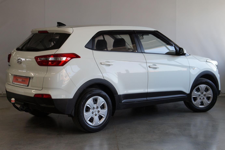 Hyundai Creta, I 2017г.