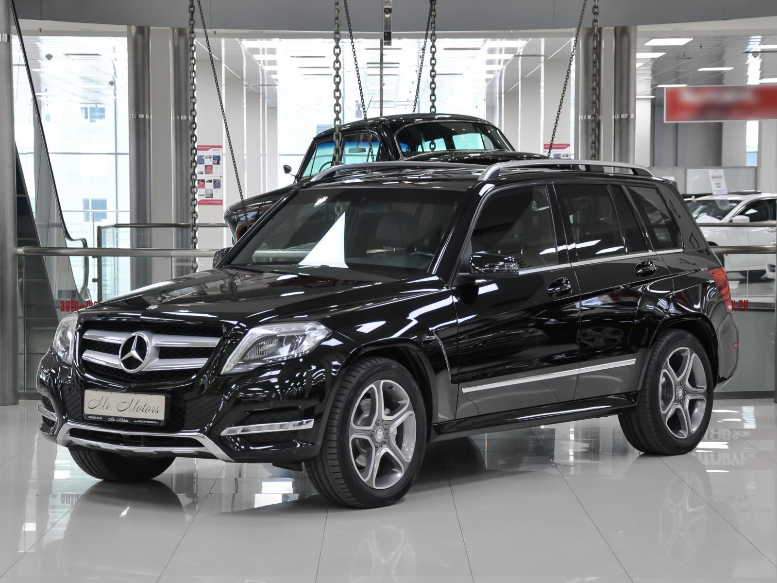 Mercedes-Benz GLK-klasse с пробегом в Москве. Автомобильная компания Mr.Motors