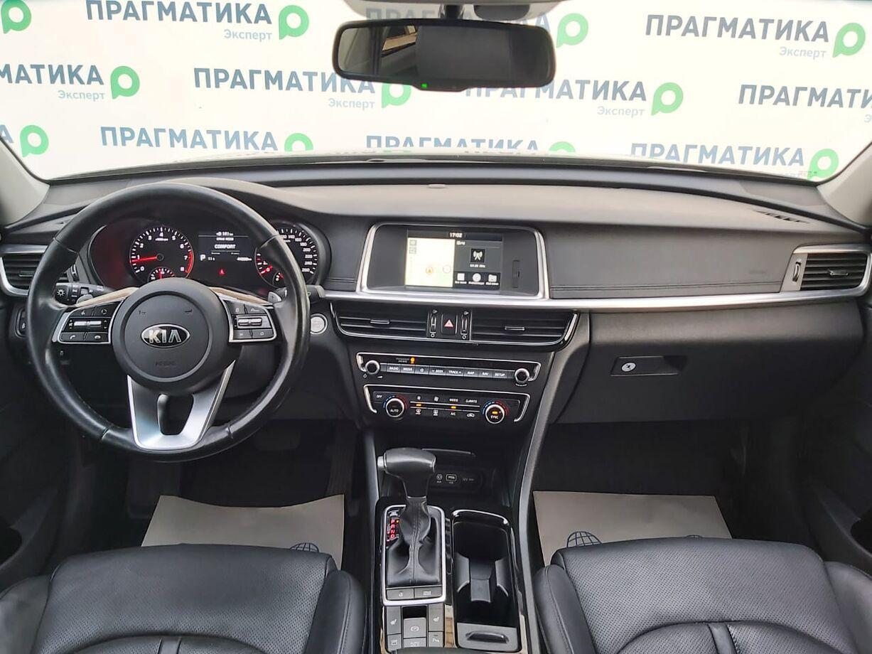 Kia Optima, IV Рестайлинг 2018г.