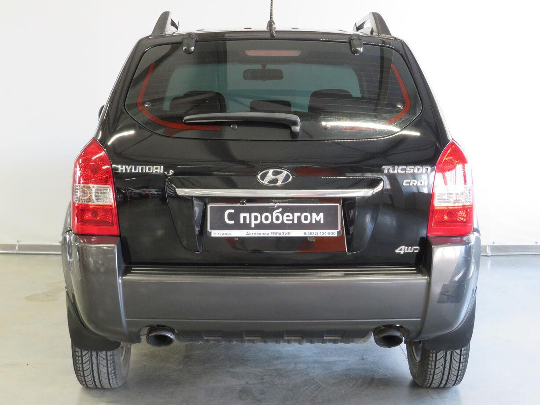 Hyundai Tucson, I 2008г.