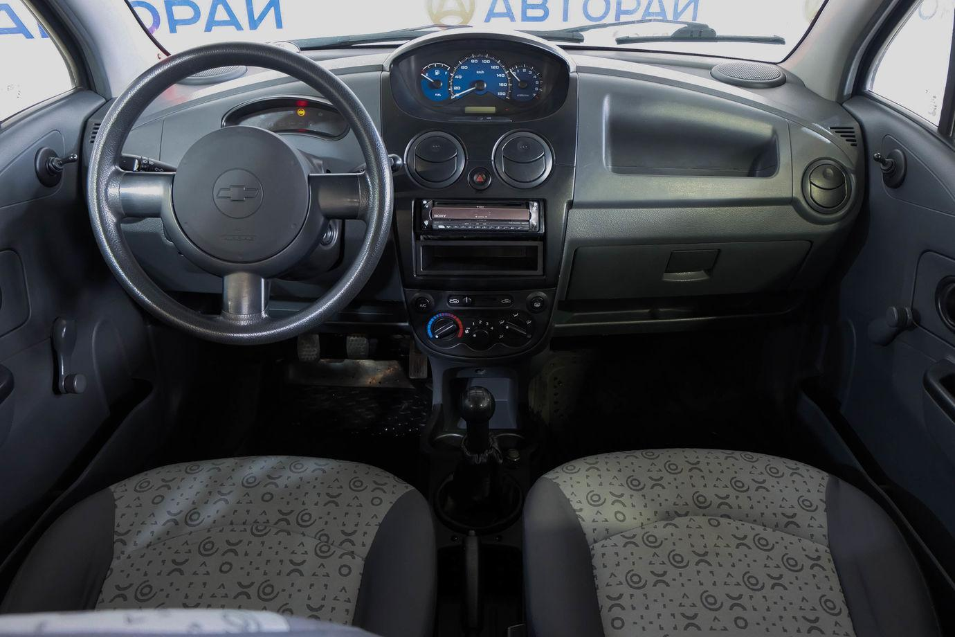 Chevrolet Spark, II 2009г.