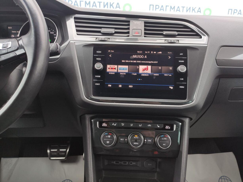 Volkswagen Tiguan, II 2018г.