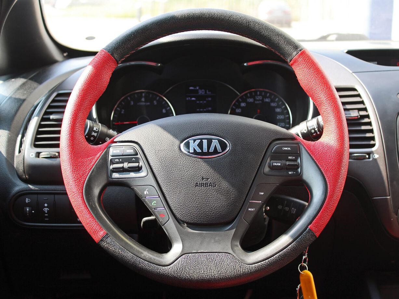 Kia Cerato, III 2014г.