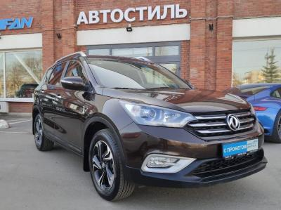DongFeng AX7, I