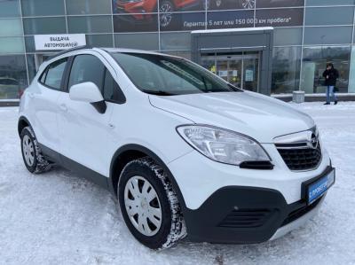 Opel Mokka, I