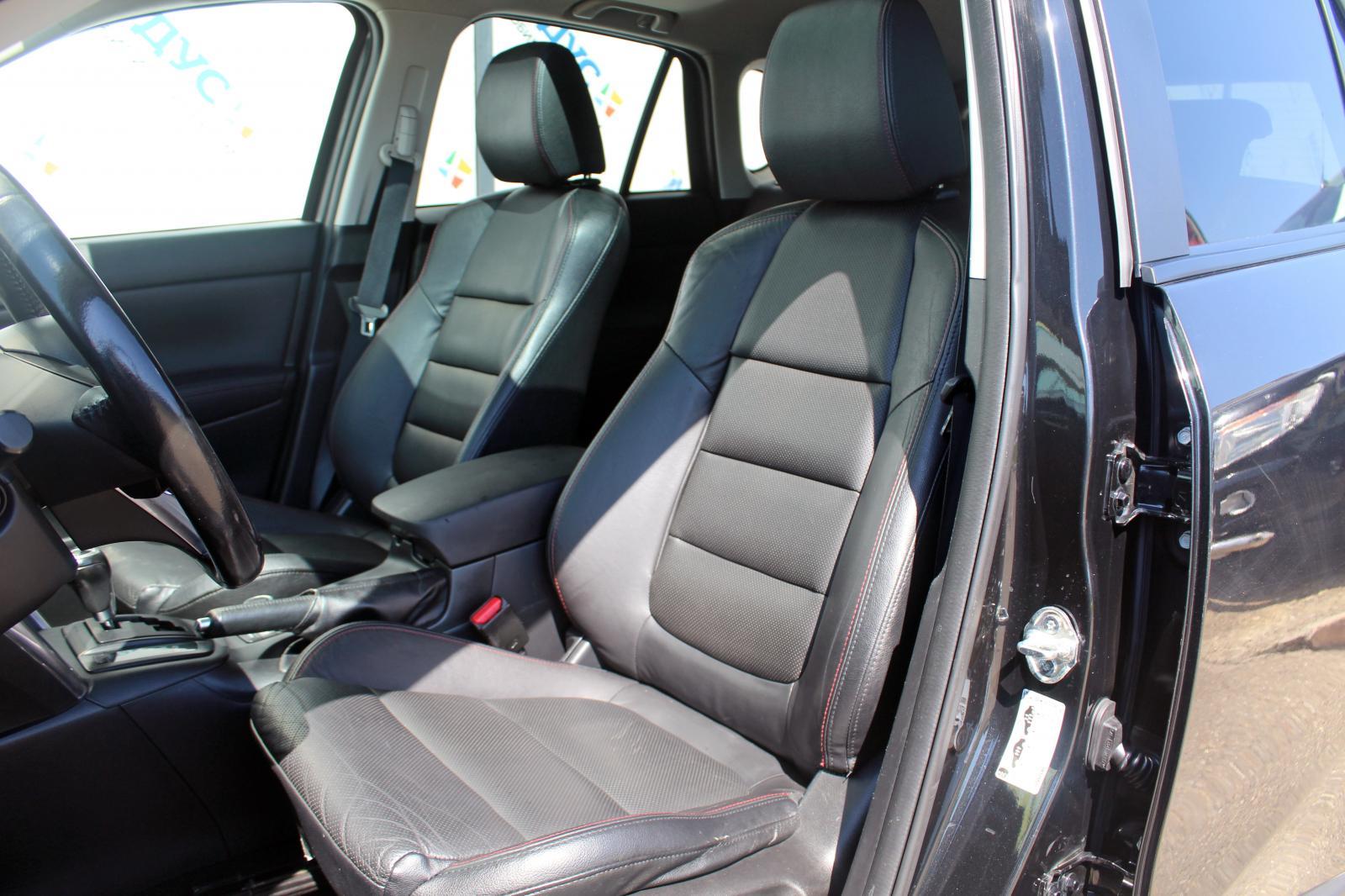 Mazda CX-5, I 2012г.