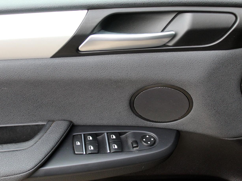 BMW X3, II (F25) 2013г.