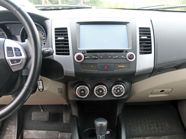 Peugeot 4007, 4007 2011г.