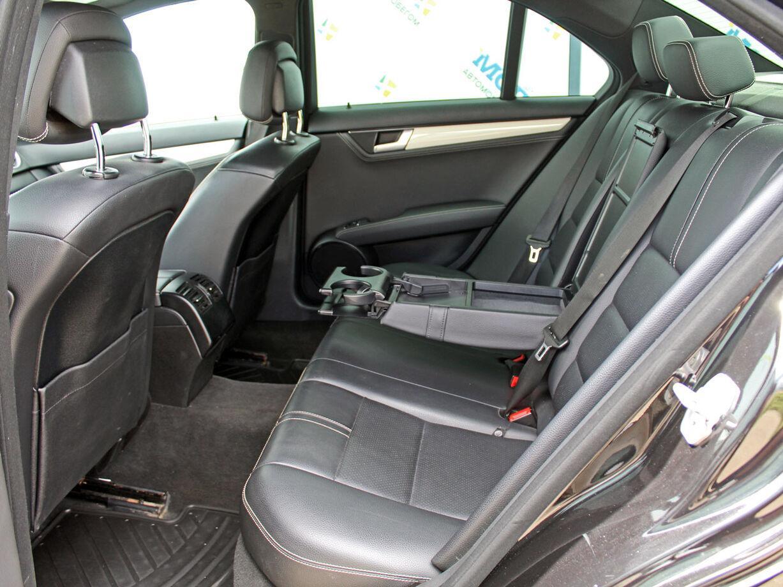 Mercedes-Benz C-Класс, III (W204) Рестайлинг 2012г.