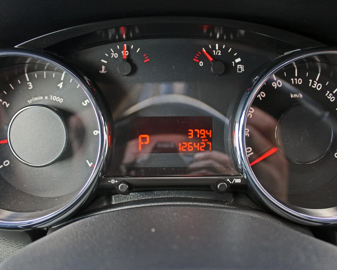 Peugeot 3008, I Рестайлинг 2014г.