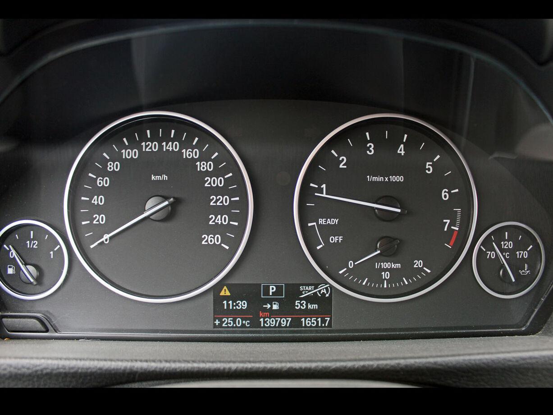 BMW 3 серии, VI (F3x) 2014г.