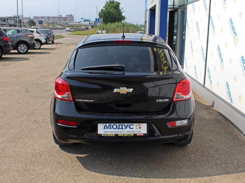 Chevrolet Cruze, I Рестайлинг 2013г.