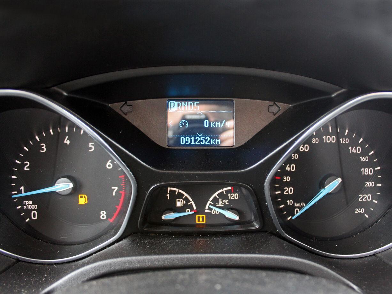 Ford Focus, III Рестайлинг 2015г.