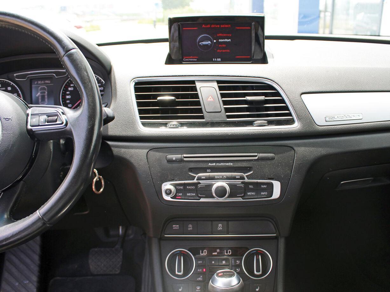 Audi Q3, I (8U) Рестайлинг 2015г.