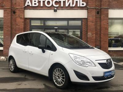 Opel Meriva, B