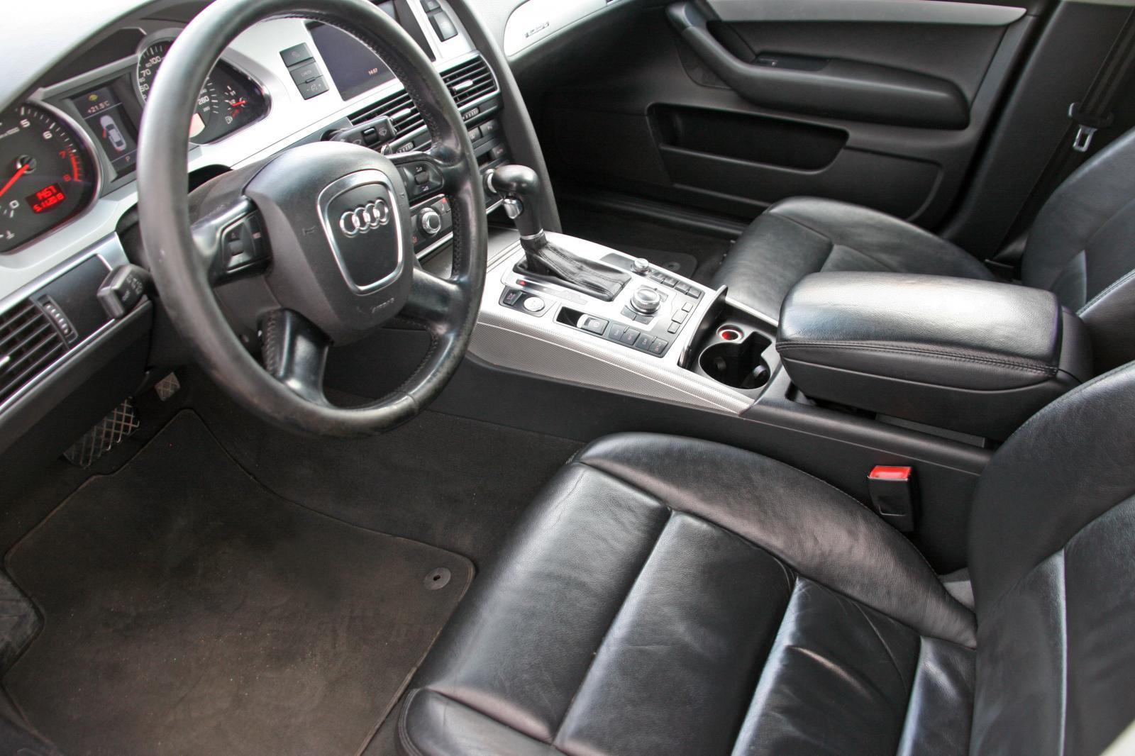 Audi A6, III (C6) Рестайлинг 2008г.