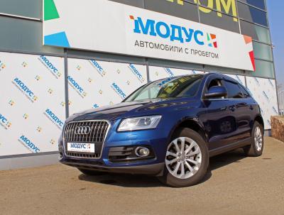 Audi Q5, I (8R) Рестайлинг 2012г.