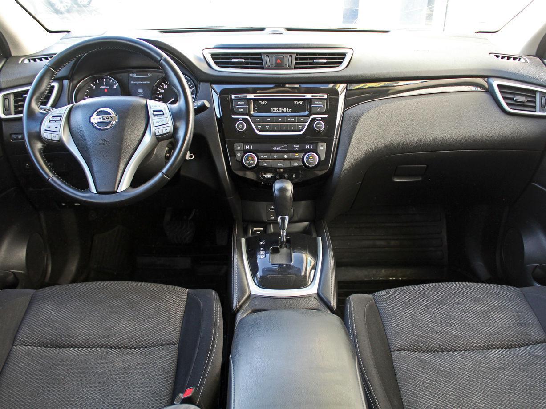 Nissan Qashqai, II 2016г.