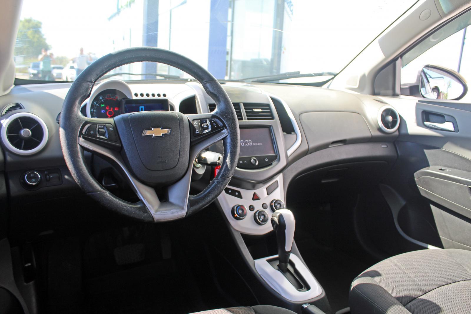 Chevrolet Aveo, II 2014г.
