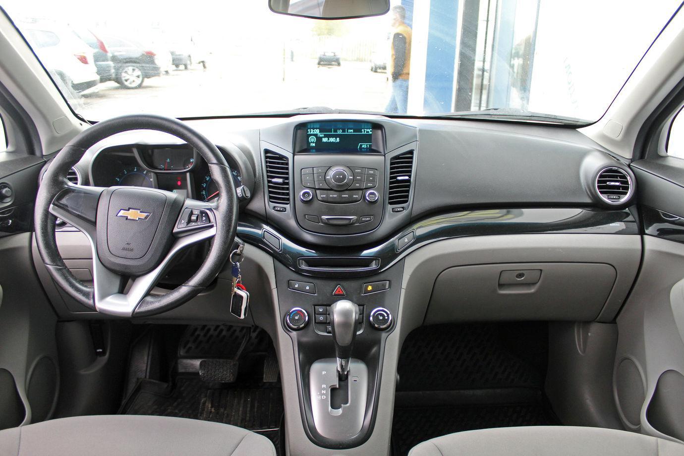 Chevrolet Orlando, I 2013г.