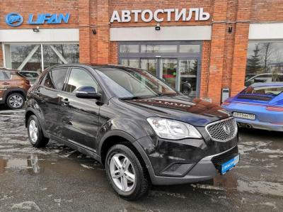 SsangYong Actyon, II